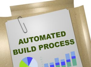 Automated build process